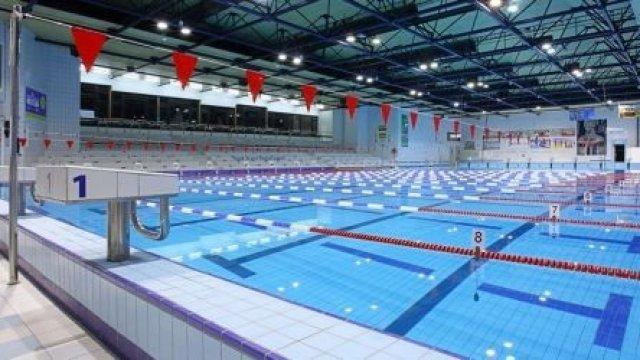 Swimming pool Slovany