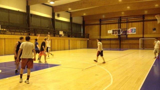 Sportovní hala Loko 4