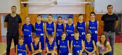 U13 vítězně v Klatovech