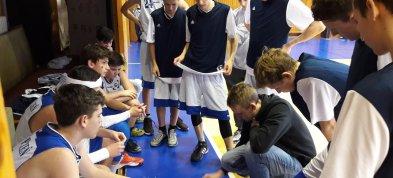 Žáci U15 se dočkali první výhry po vánocích
