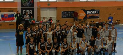 Europe basketball tournamet U14