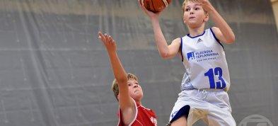 Zdařilá konfrontace týmu U12