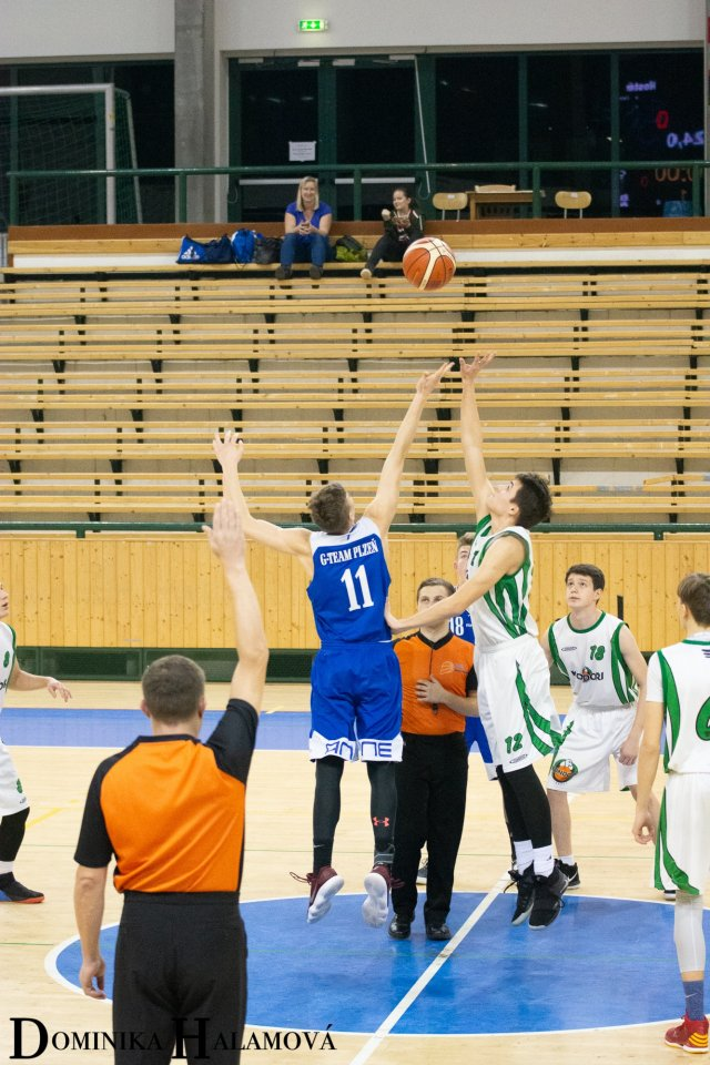 Poslepovaný tým U16 si vánoční turnaj užil