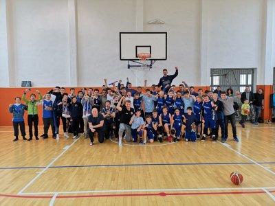 Chlapci z U13 a další kvalifikační turnaj o MČR.