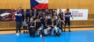 U13 vítězí na festivalu v Litomyšli