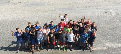 Letní příprava žáků je v plném proudu