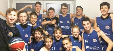 Výborný vstup starších žáku do ligové sezóny
