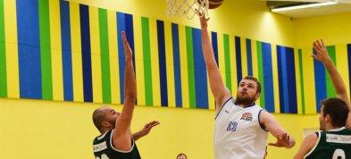 Na domácí palubovce porážíme Basket Košíře.