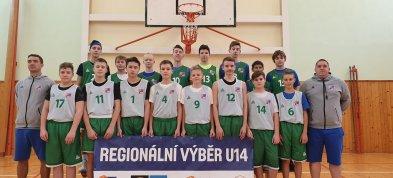 Naši hráči se účastnili kempu regionálního výběru západních Čech