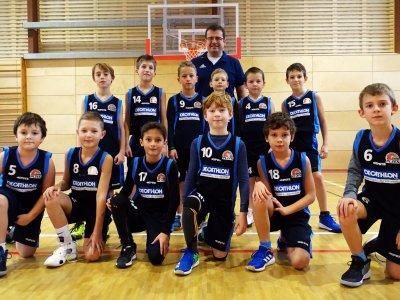 Turnaj Baby Basket Christmas Cup 2019