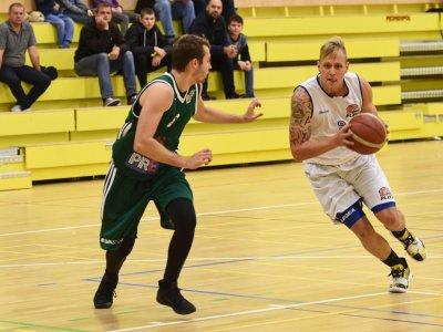 Vstup do nové sezony pro basketbalisty úspěšný