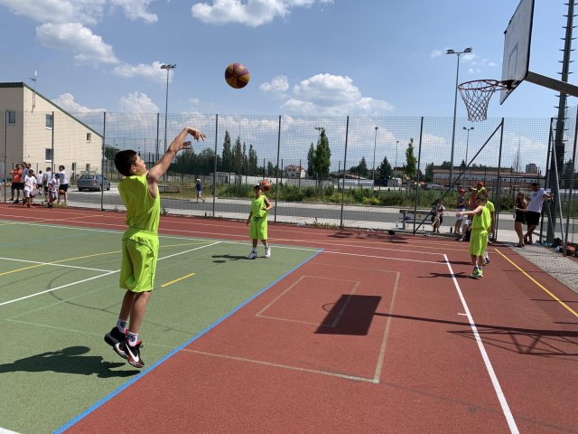 Streetball challenge for KIDS 2021