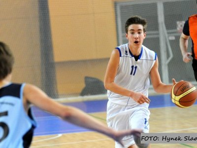 Basketbalový festival kategorie U13