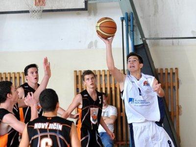Družstvo U17 podlehlo silným soupeřům