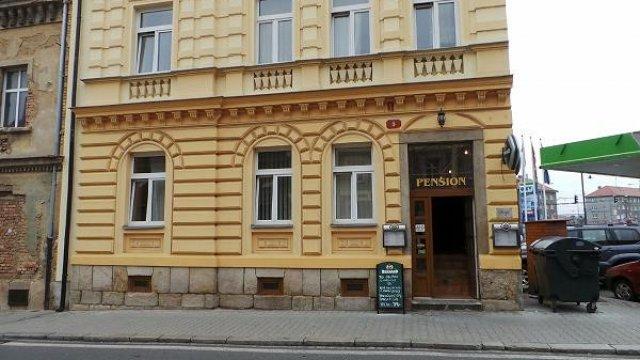 Penzion Žlutý dům
